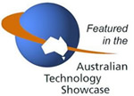 Featured in the Australian Technology Showcase